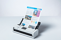 Brother ADS-1700W Smart Compact Wireless Document Scanner