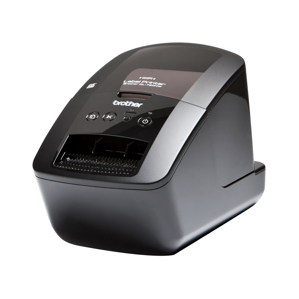 Wireless Portable Label Printer Brother Ql 720nw