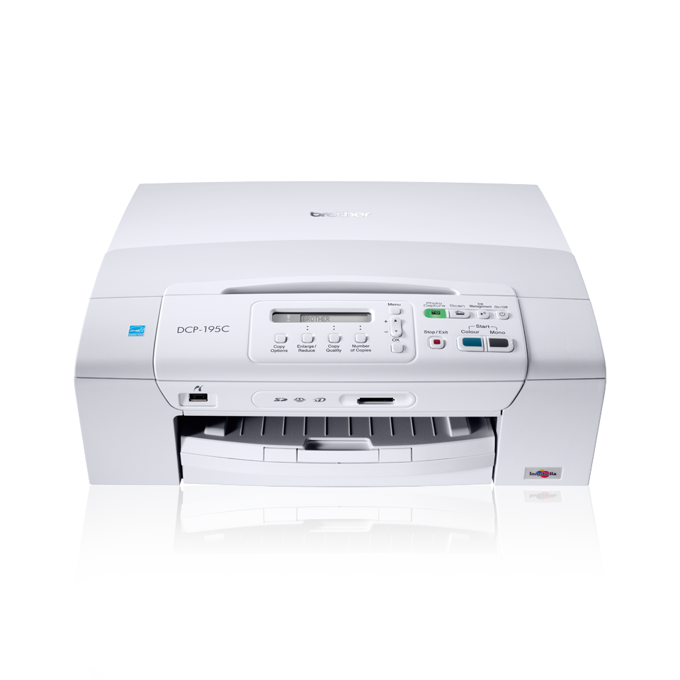 BROTHER DCP-195C INKJET WINDOWS 7 DRIVER DOWNLOAD