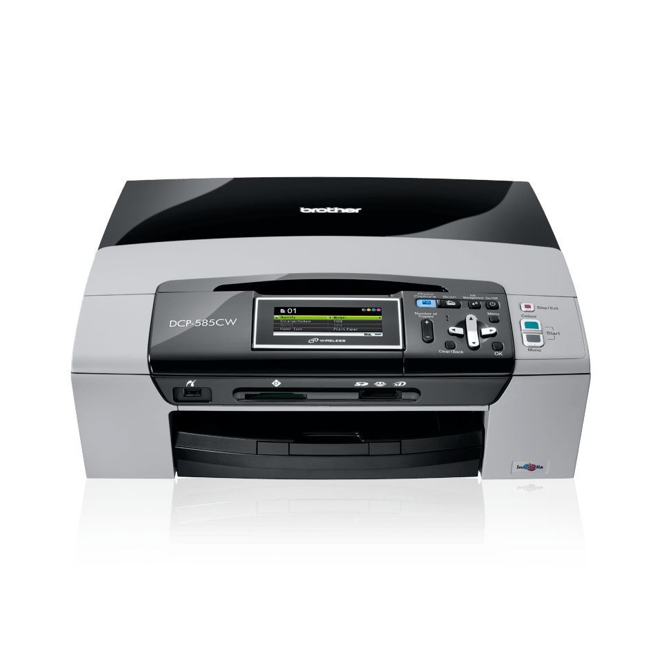 Brother DCP-585CW Printer/Scanner Driver for Windows 7