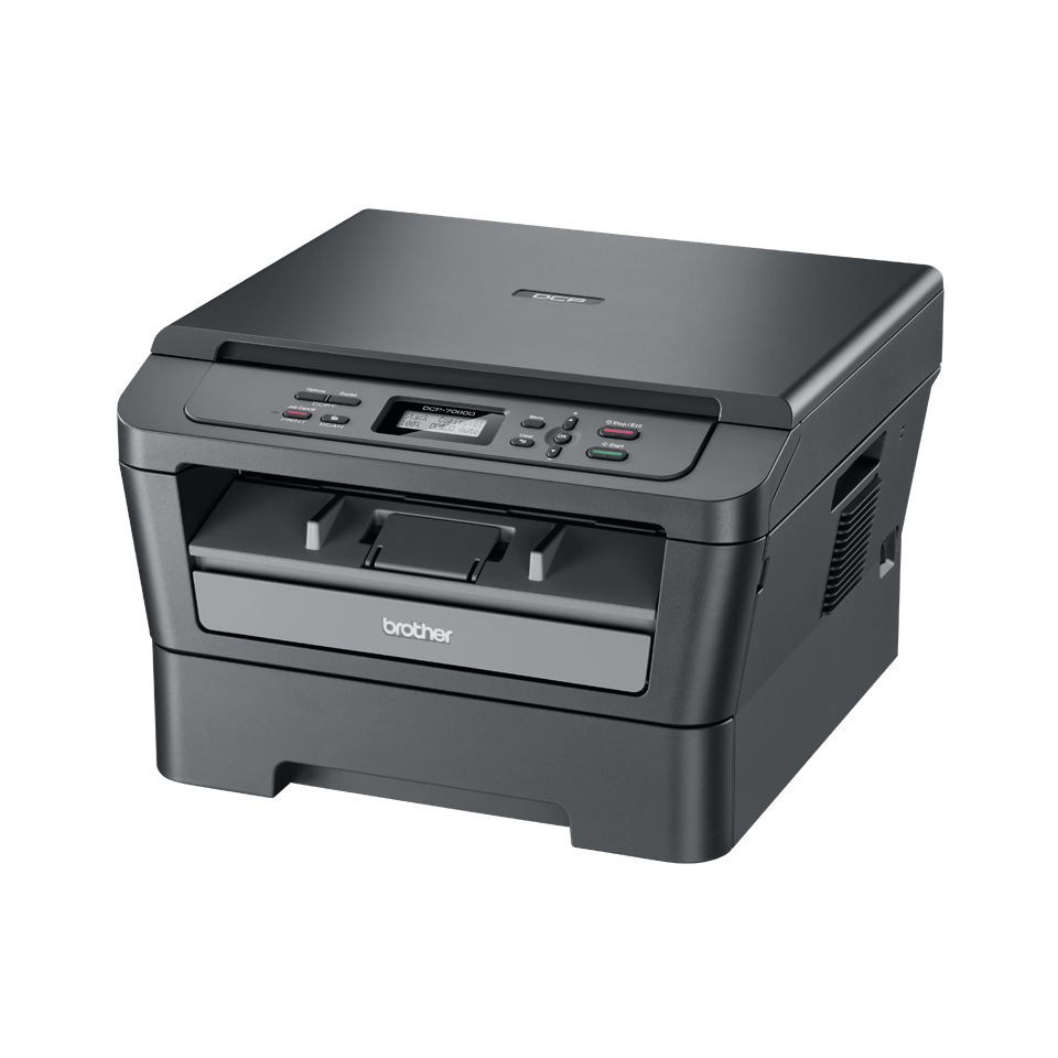 Compact Mono Laser All In One Printer Brother Dcp 7060d