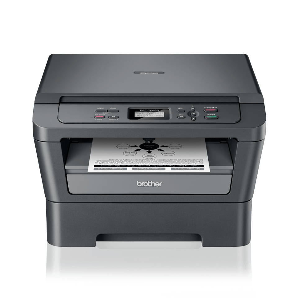 Brother DCP-7060DR Printer Windows 10 Driver Download