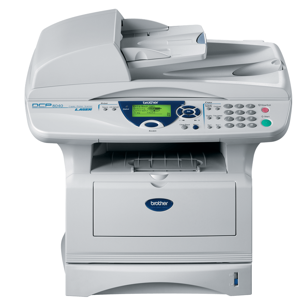 Driver for Brother DCP-8040 Scanner