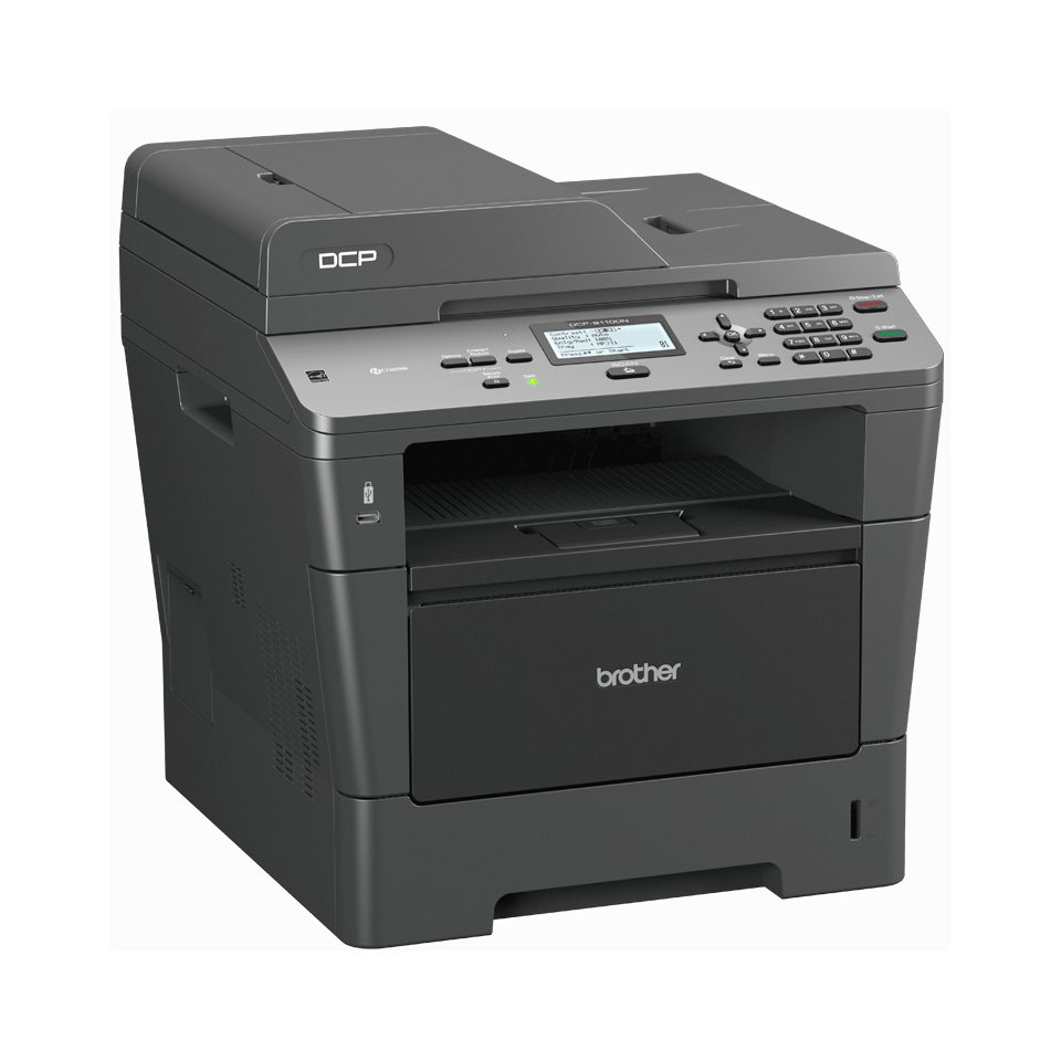 Office mono multifunction printer | brother dcp-8110dn.