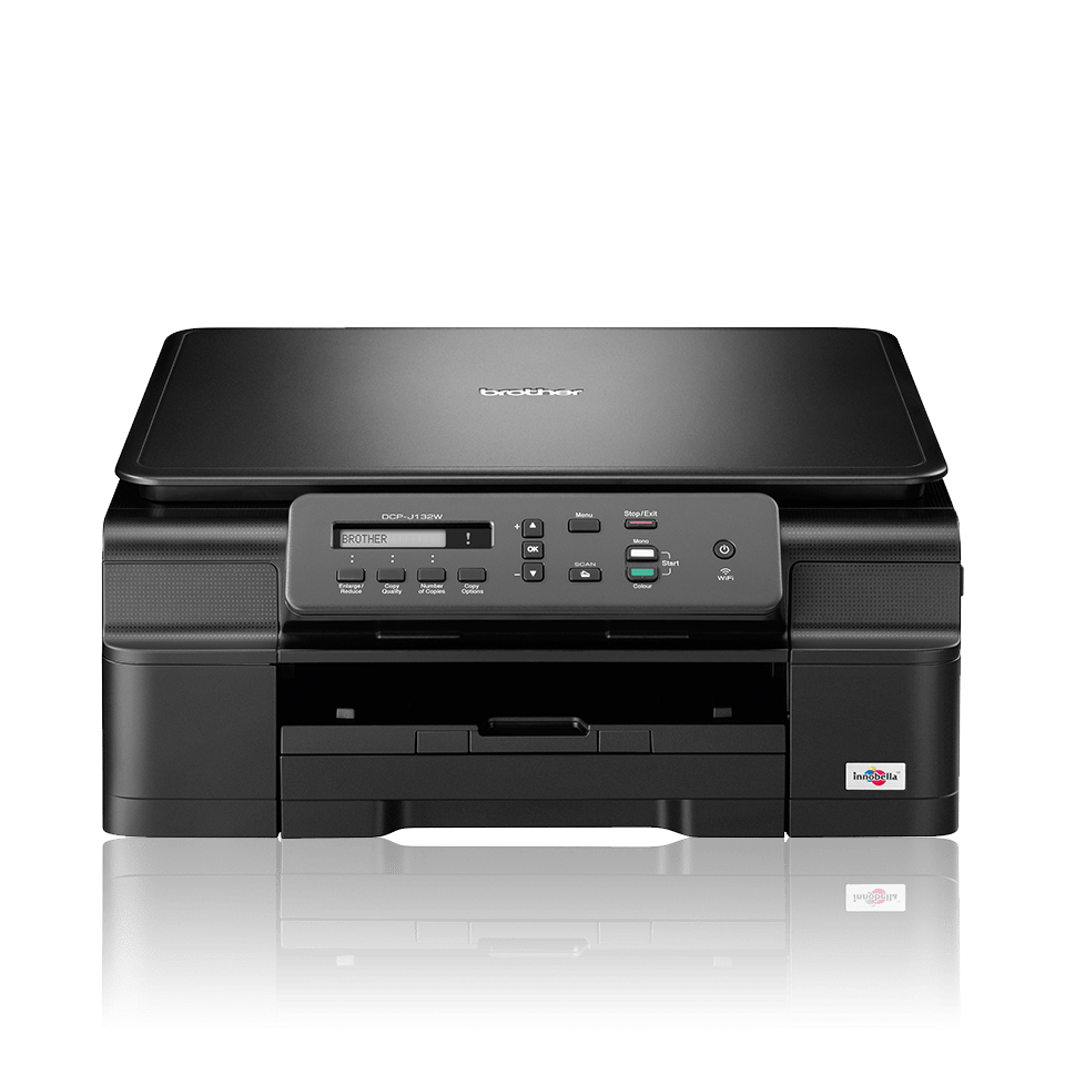 pilote scanner brother dcp-j132w