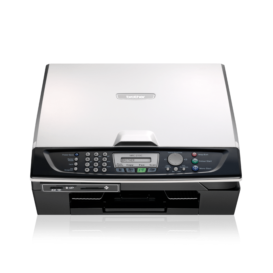 BROTHER MFC-215C PRINTER TELECHARGER PILOTE