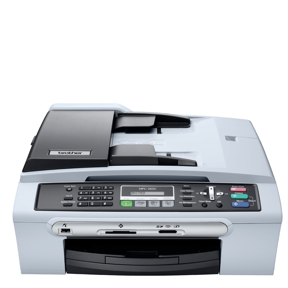 MFC-260C PRINTER DRIVERS PC