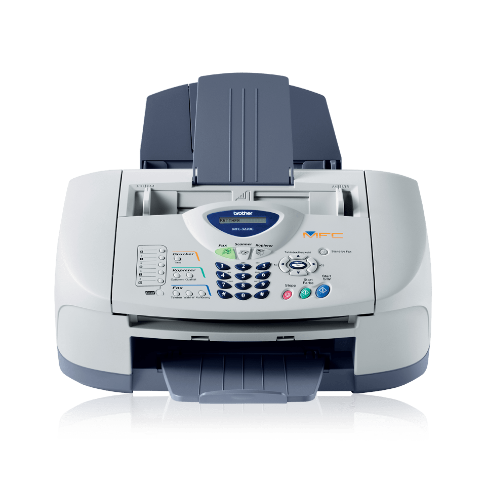 BROTHER MFC-3220C PRINTER TREIBER WINDOWS 8