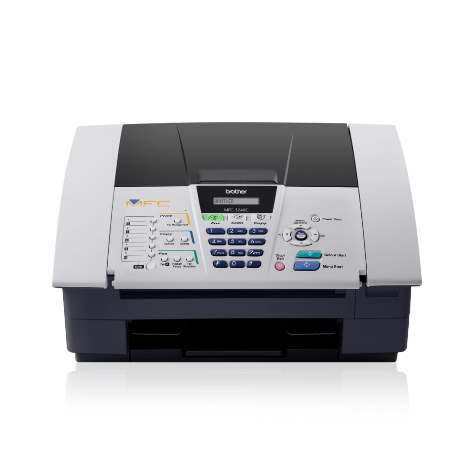 Drivers Update: Brother MFC-3240C Printer/Software