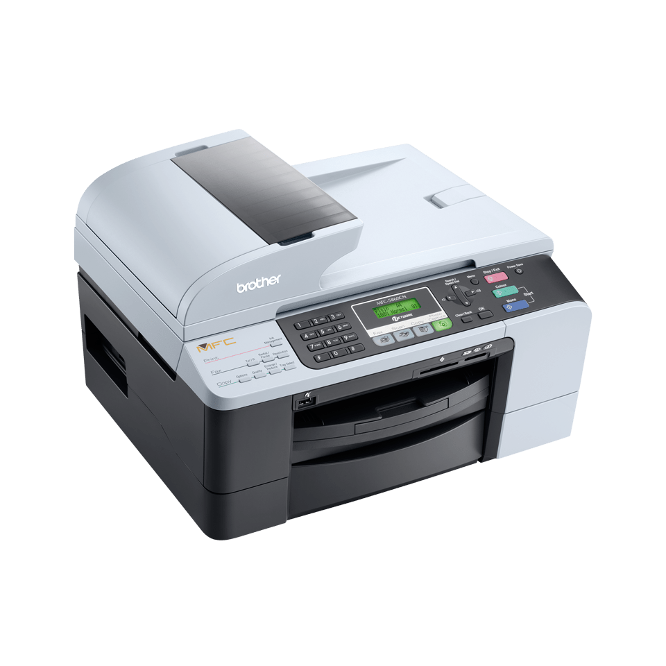 Drivers Brother MFC-5860CN Printer