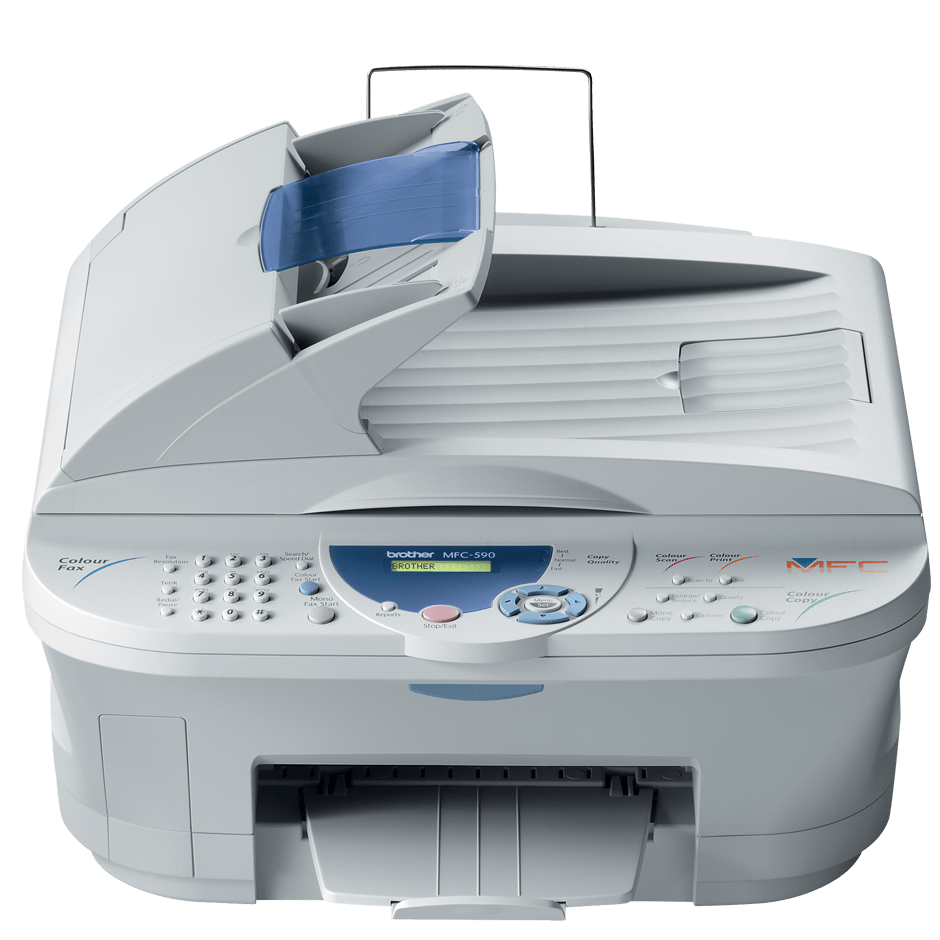 Brother MFC-590 Printer Driver for Windows 7