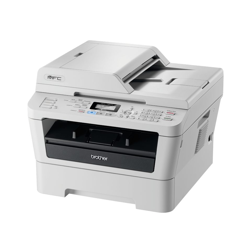 mono laser all in one printer brother mfc 7360n rh brother ie Brother MFC 7360N Driver Windows 7 Brother Printer MFC -7860DW Manual