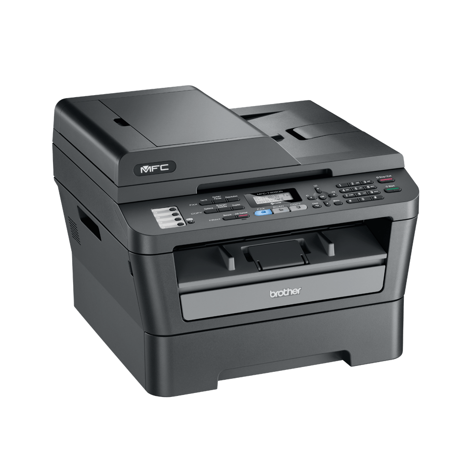 BROTHER MFC-7460DN PRINTERSCANNER DRIVER DOWNLOAD