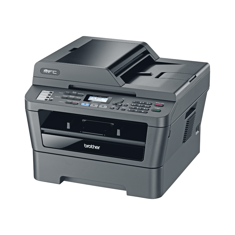 Drivers Update: Brother MFC-7860DW Internet FAX
