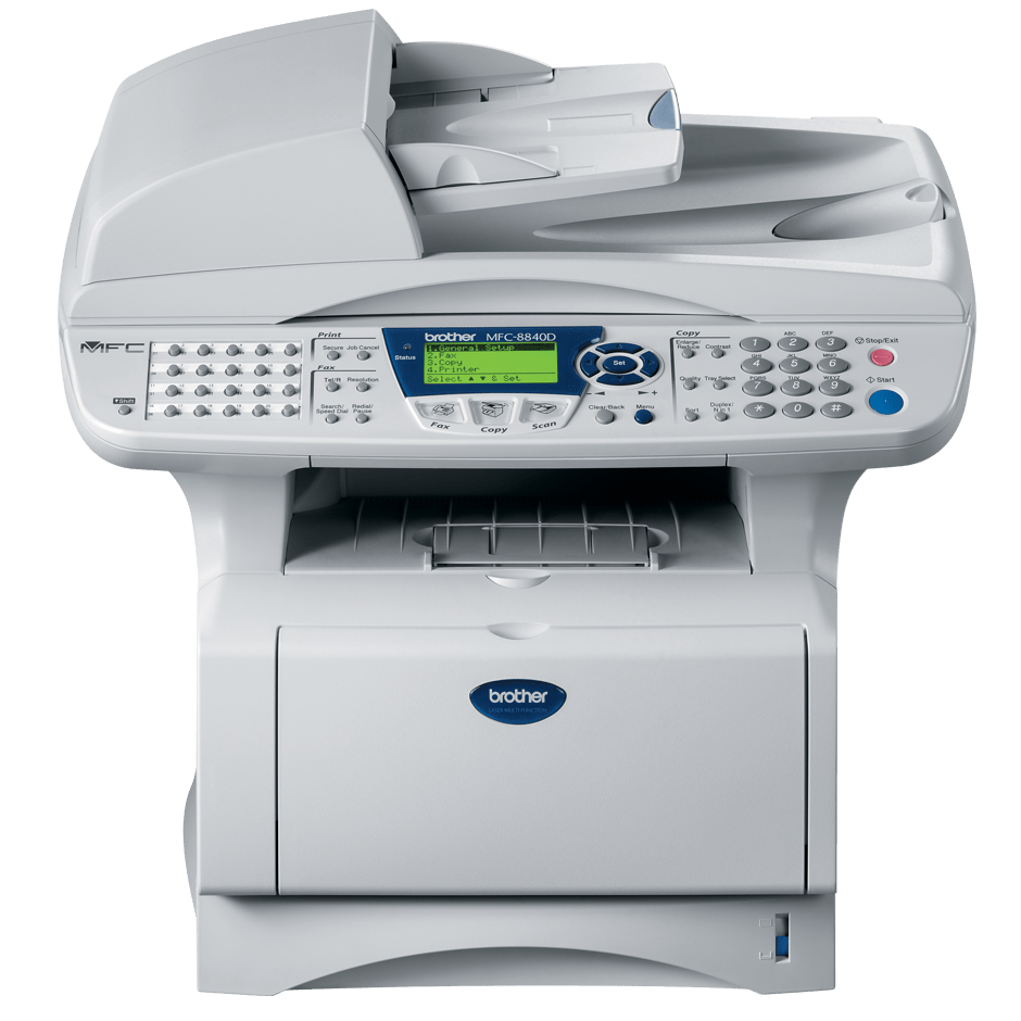 DRIVER: BROTHER MFC-8840DN PRINTER