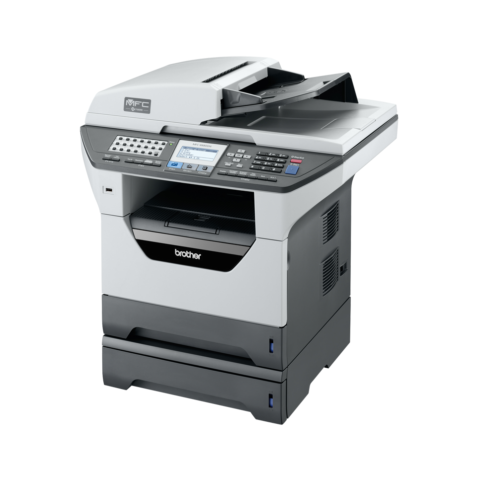 Brother MFC-8880DN Printer Drivers for Windows XP