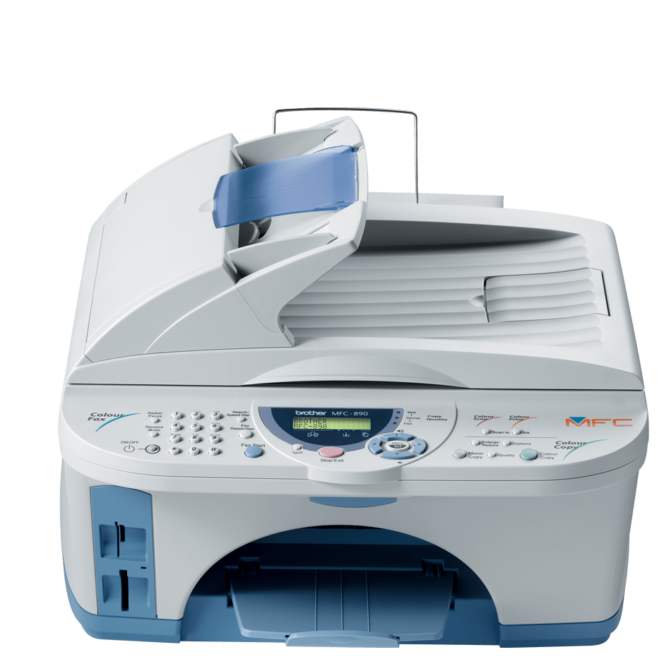Brother MFC-890 Printer Drivers for Mac