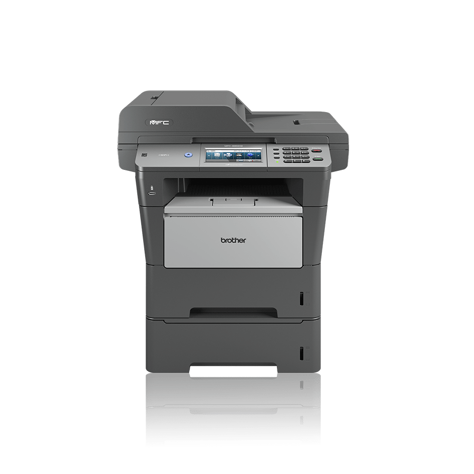 Driver UPDATE: Brother MFC-8950DWT Printer