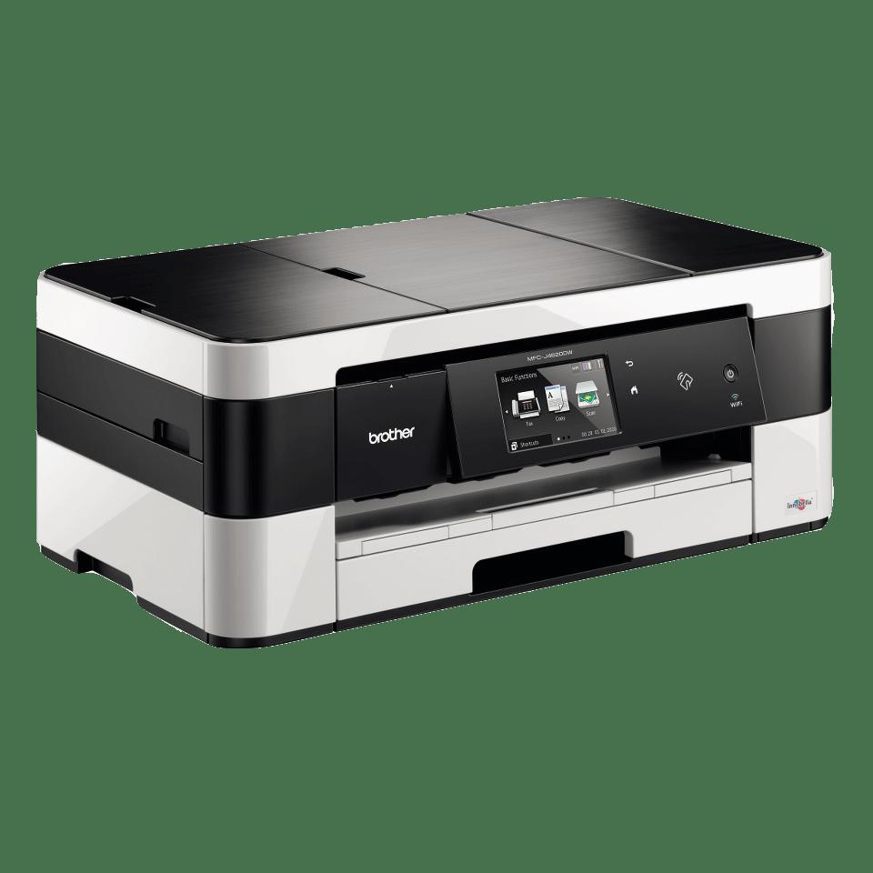 Wireless A3 Colour Inkjet Printer | Brother MFC-J4620DW