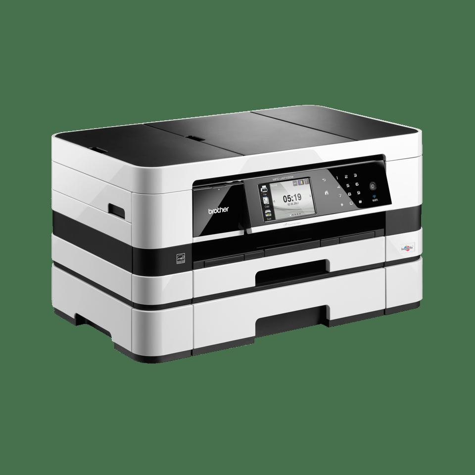 Wireless A3 Colour Inkjet Printer | Brother MFC-J4710DW