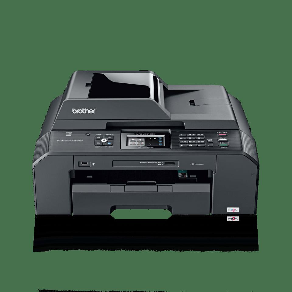Wireless A3 Colour Inkjet Printer | Brother MFC-J5910DW