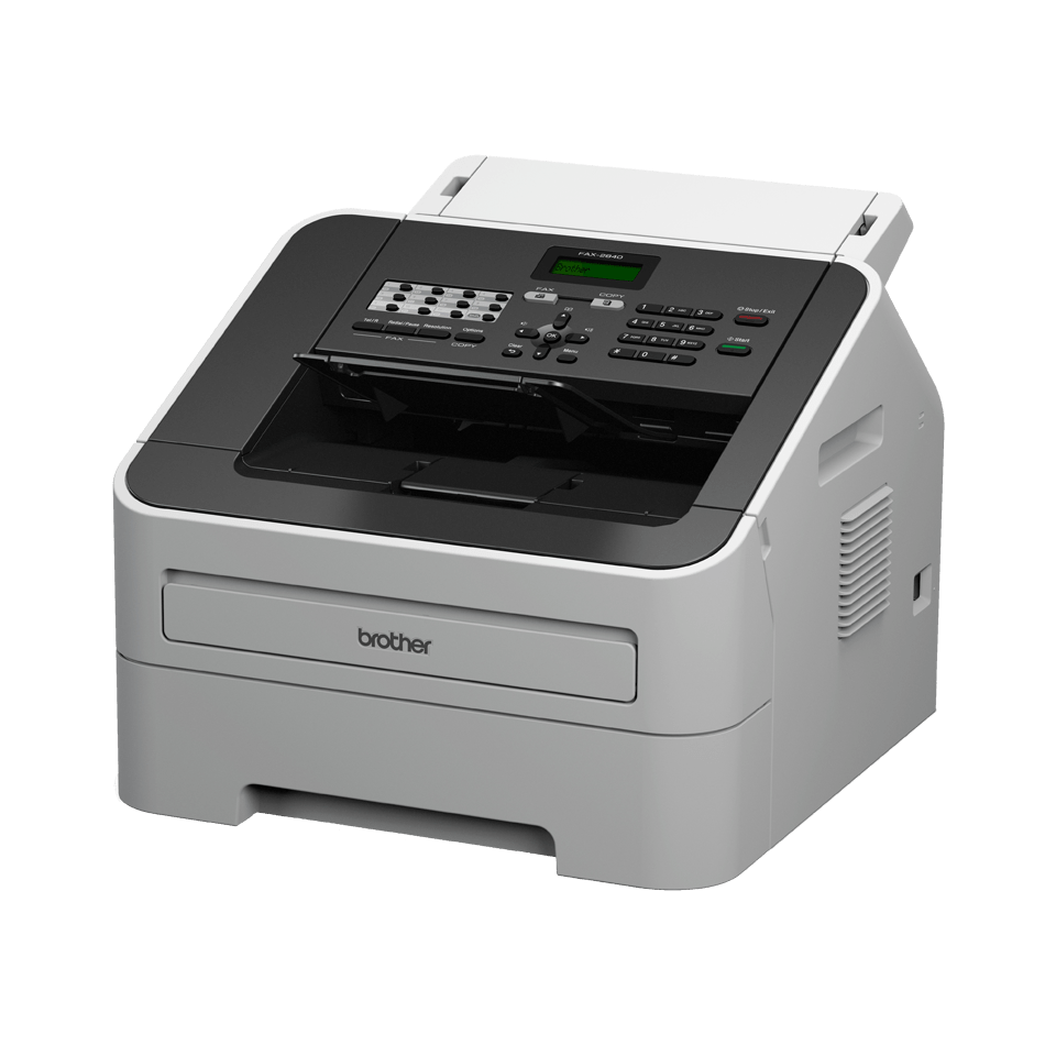 how to use a fax machine at home