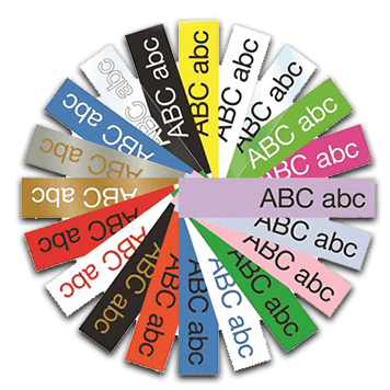 Colourful Tape examples