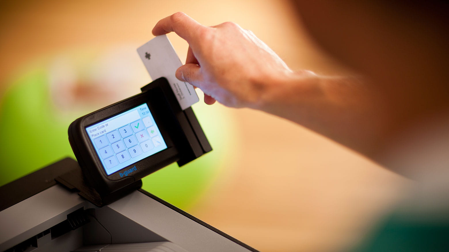 brother ID card readers solutions