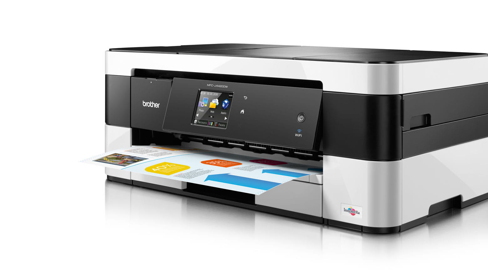 Business Smart Inkjet Printer