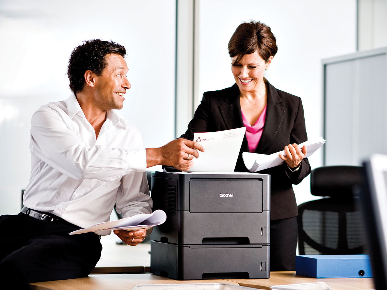 large business mps managed print service