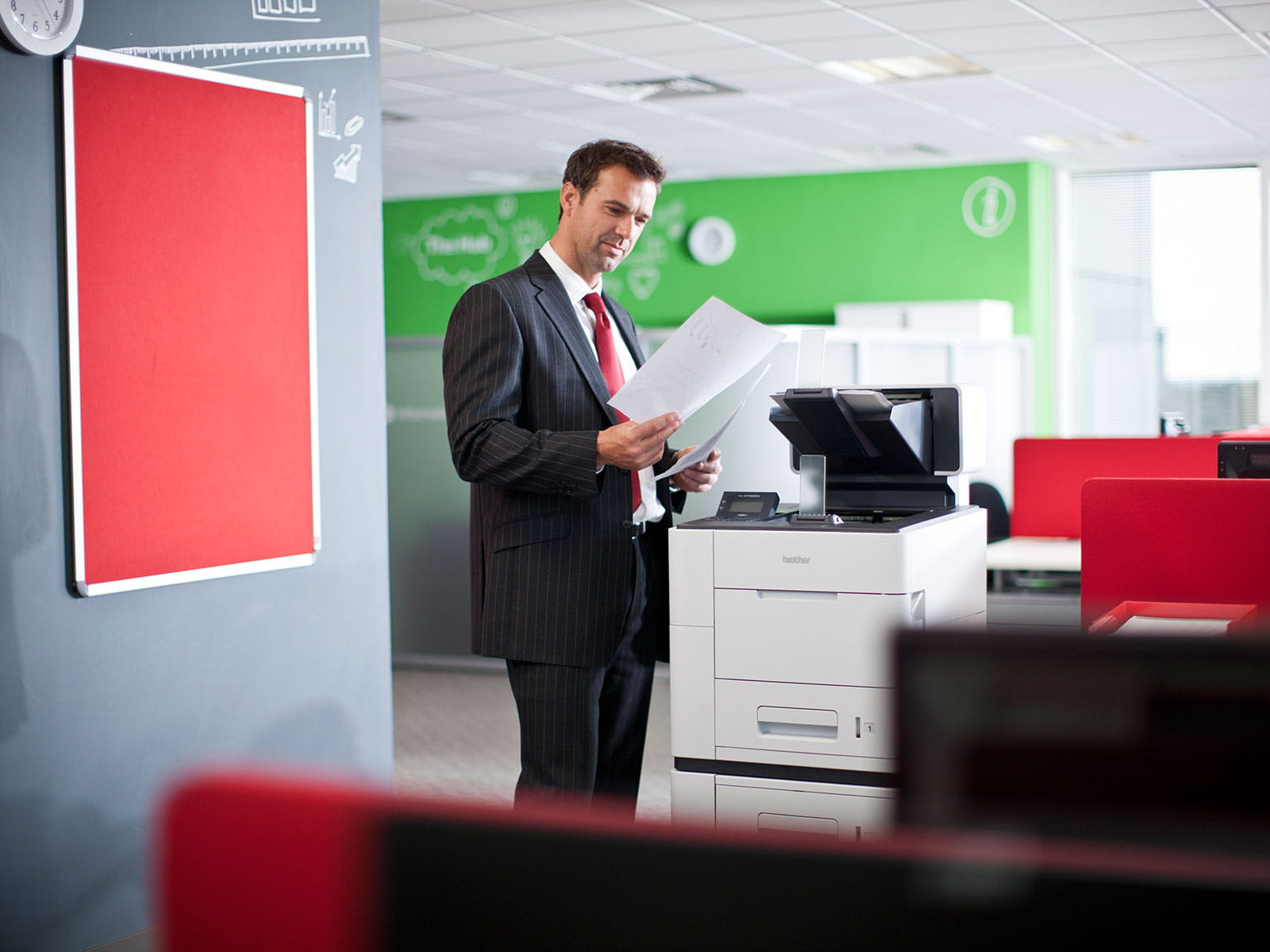 solutions for small business managed print services mps