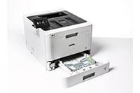 Colour laser, HL-L8360CDW, tray open