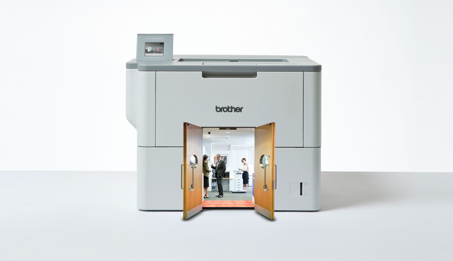 Brother L6000 printer