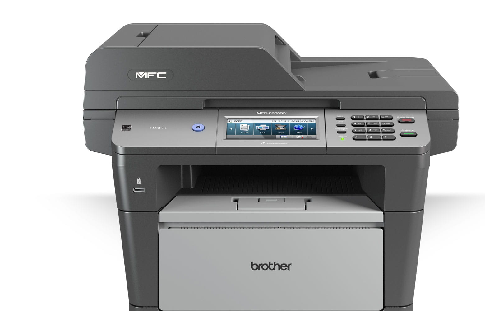 brother all in one printers MFC-8950DWT
