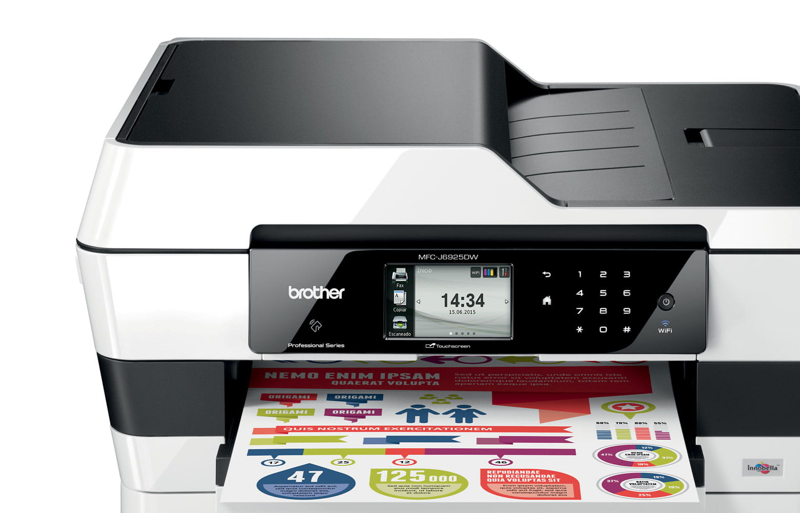 brother all printers MFC-J6925DW