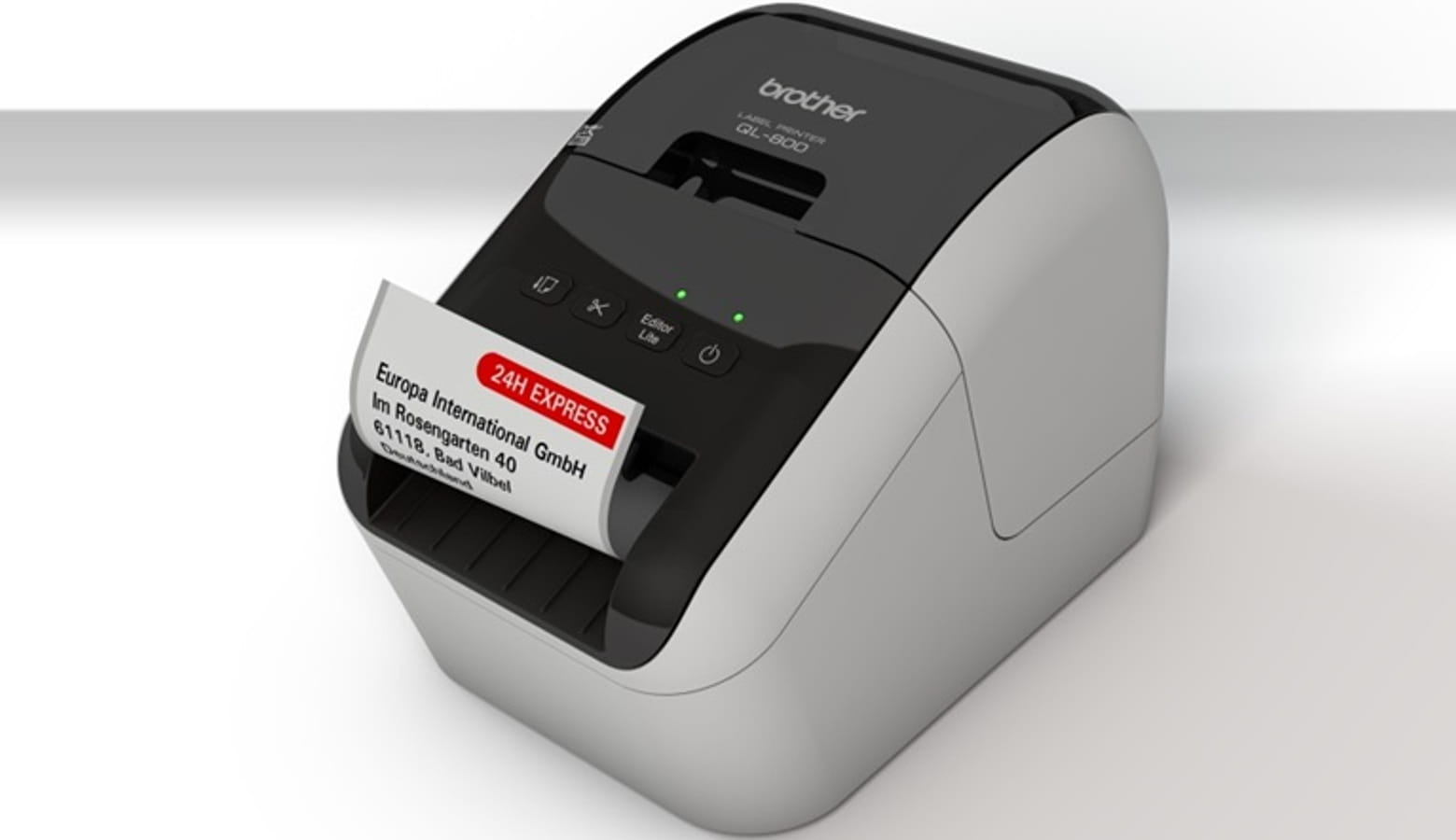 QL-800 label printer