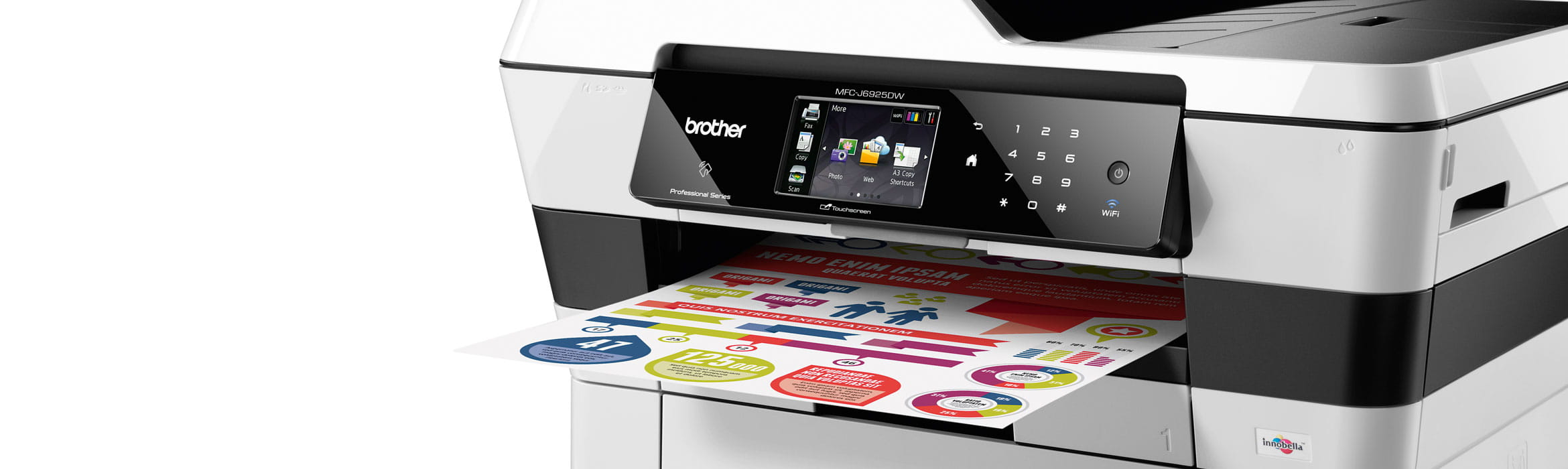 brother printers a3 inkjet MFC-J6925DW