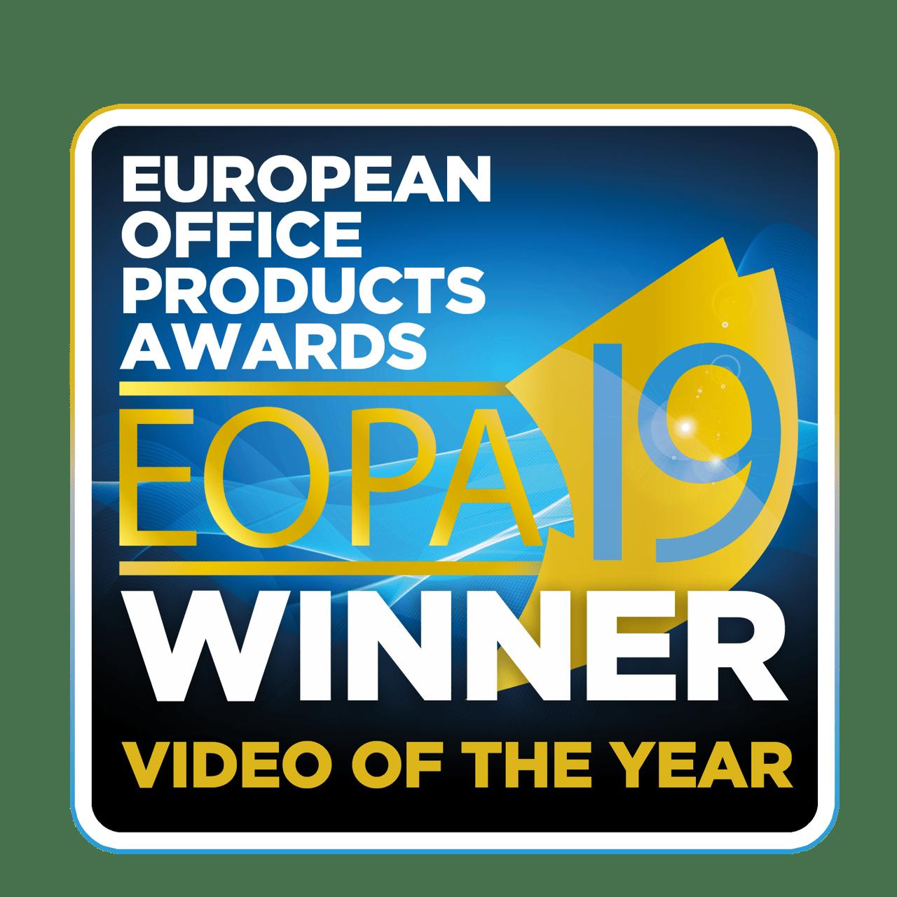 EOPA award logo