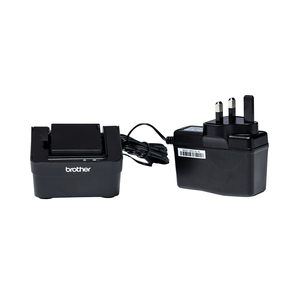 Brother PA-BC-005 Single Slot Battery Charger 4