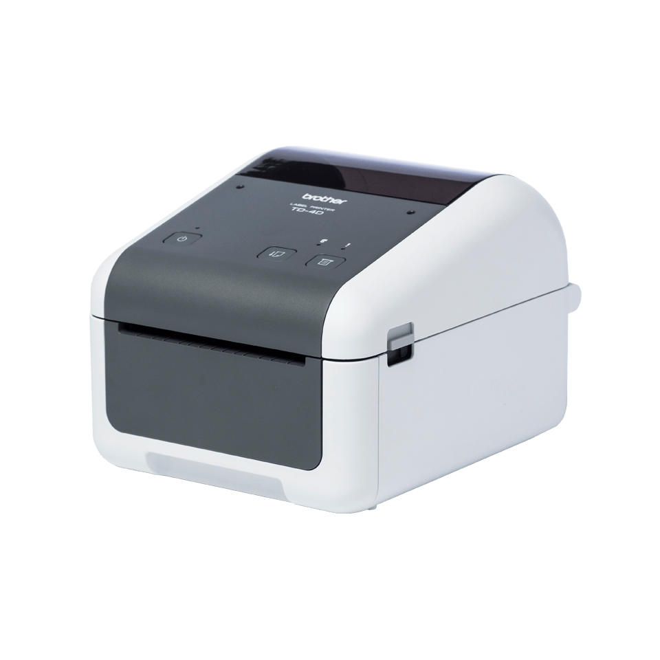 Brother TD-4420DN high-quality network desktop label printer 2