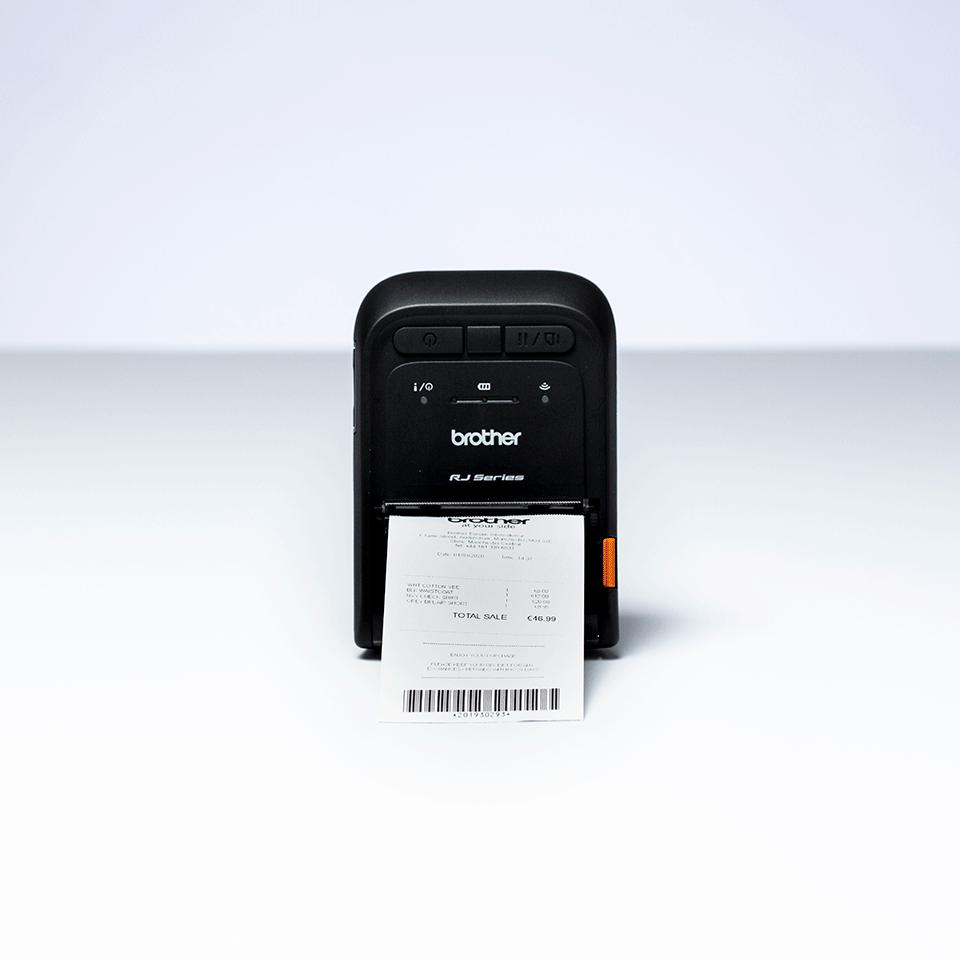 Brother RJ-2035B Mobile Receipt Printer 5