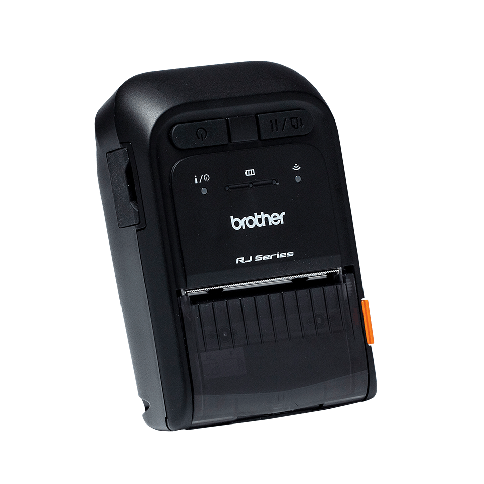 Brother RJ-2055WB Mobile Receipt Printer 2
