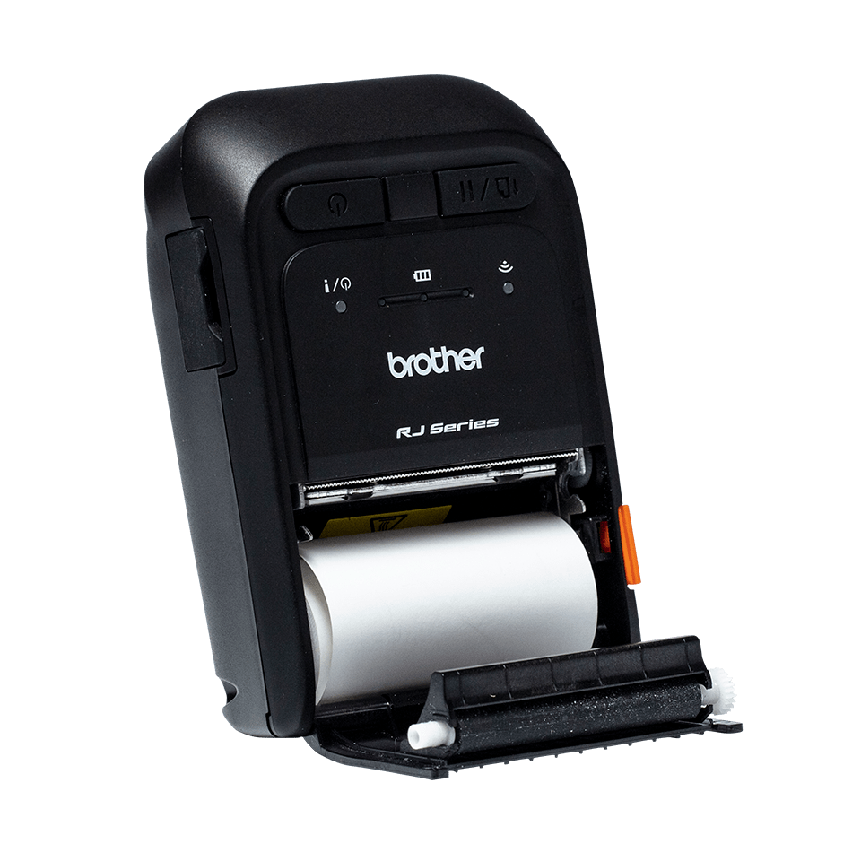 Brother RJ-2055WB Mobile Receipt Printer 4