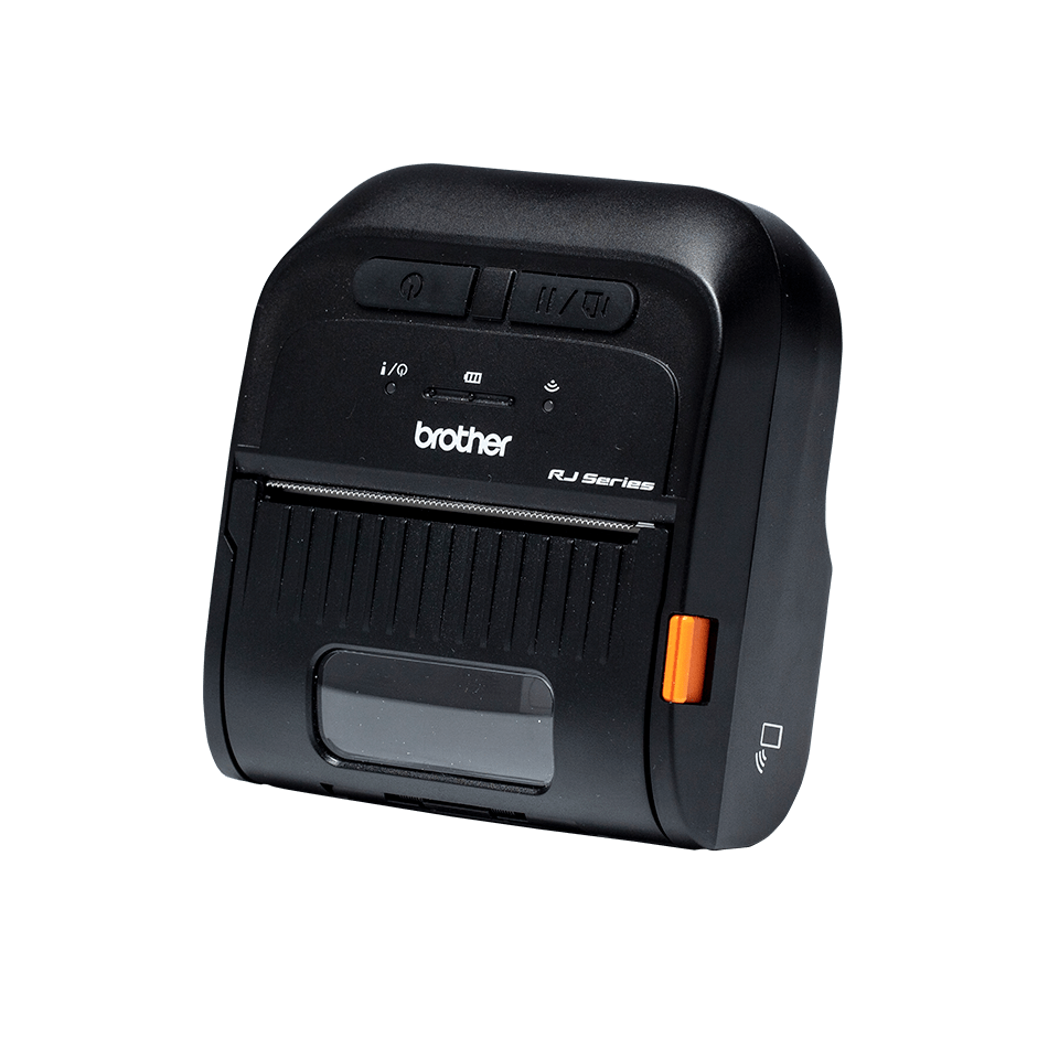 Brother RJ-3055WB Mobile Label and Receipt Printer 3