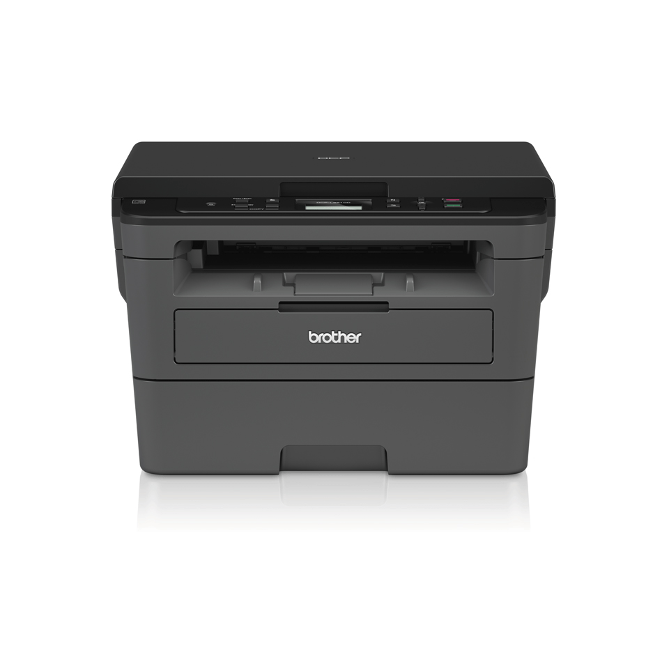 Compact 3-in-1 Mono Laser Printer - Brother DCP-L2510D 2