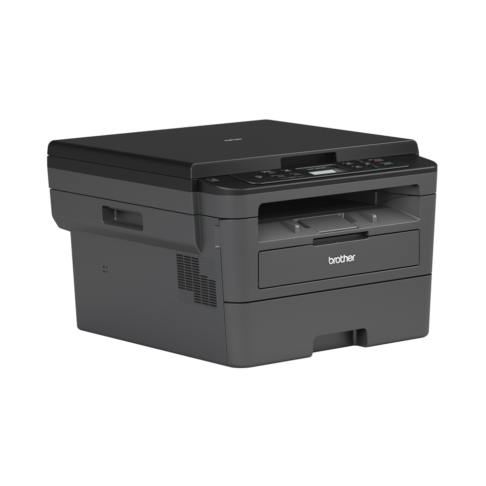 Compact 3-in-1 Mono Laser Printer - Brother DCP-L2510D 3