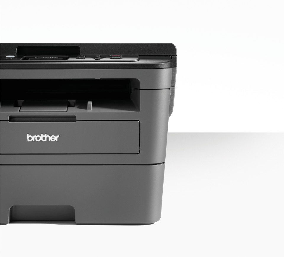 Compact Wireless 3-in-1 Mono Laser Printer - Brother DCP-L2530DW 4