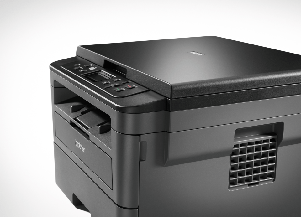 Compact Wireless 3-in-1 Mono Laser Printer - Brother DCP-L2530DW 5
