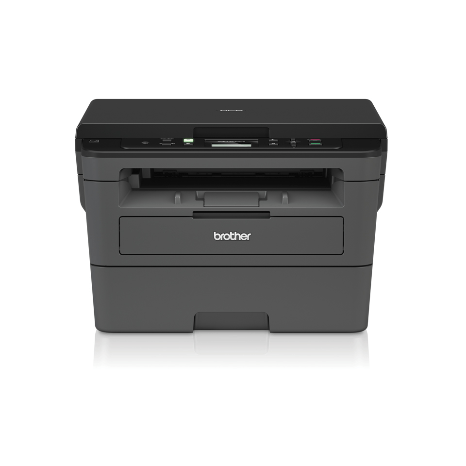Compact Wireless 3-in-1 Mono Laser Printer - Brother DCP-L2530DW