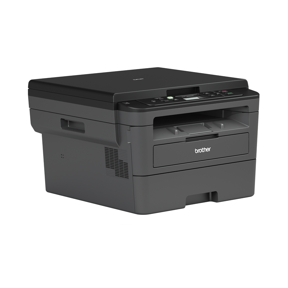 Compact Wireless 3-in-1 Mono Laser Printer - Brother DCP-L2530DW 2